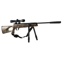 Winchester 1250 .177 Camo Break-Barrel Air Rifle with Suppressor
