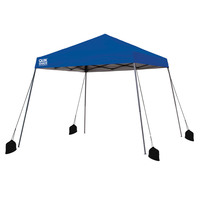 QuikShade Expedition EX81 12'x12' Slant-Leg Canopy with Weight Bags