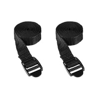 Stansport Utility Straps with Buckle - 2-Pack