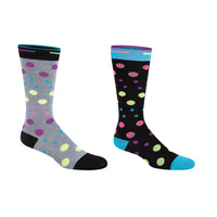 Sof Sole All-Sport Women's Knee High Socks - 2-Pack