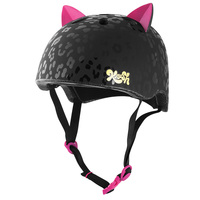 KRASH Leopard Kitty Youth Helmet