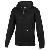 Dickies Men's Pro Mobility Full-Zip Fleece Work Hoodie