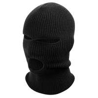 Rugged Exposure Three-Hole Face Mask