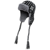 Muk Luks Women's Knit Trapper Hat