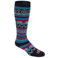 Hot Chilly's Women's Prima Mid Volume Winter Snowport Socks
