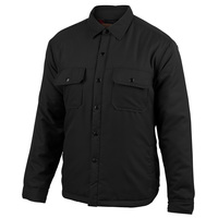 Rugged Exposure Men's Lined Nylon Shirt Jac
