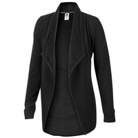 FREE2B Women's Velour Lined Open Wrap