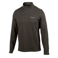 Columbia Men's Rugged Ridge 1/4 Zip Knit Shirt