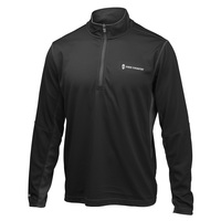 Free Country Men's Long-Sleeve 1/4 Zip Active Top
