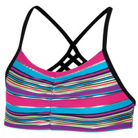 Laguna Girls' Gleaming Forward Two-Piece Swimsuit