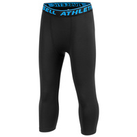 Russell Athletic Boys' Compression 3/4 Tights