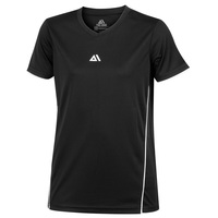 TEC-ONE Youth's Short-Sleeve Soccer V-Neck Tee