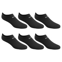 Nike Youth's Performance No-Show Training Socks - 6-Pack