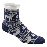 Sof Sole Fireside Lodge Crew Socks