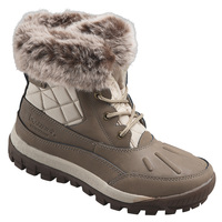 Bearpaw Becca Fur Collar Women's Cold-Weather Boots