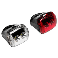 Bell Radian 450 Lockable LED Bike Light Set